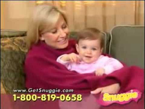 The Snuggie Commercial