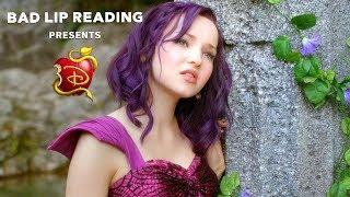 Bad Lip Reading Presents: Descendants | Disney XD