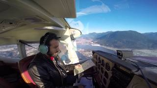 Training Flight 44: First Solo Cross Country (CYPK-CYCW)