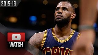 Video LeBron James Full Highlights at Bucks (2016.04.05) - 17 Pts, 9 Ast in 3 Qtrs MP3, 3GP, MP4, WEBM, AVI, FLV Agustus 2018