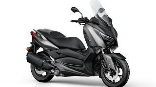 7. YAMAHA XMAX 300 SPEC, PRICE AND RELEASE DATE