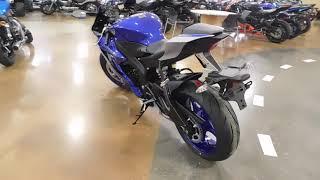 7. 2020 Yamaha YZF R6
