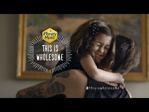 Marketing Moment 37: Honey Maid debuts its 'This is Wholesome' campaign video