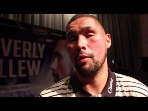 just - TONY BELLEW - 'NO INSULTS, JUST FACTS. SOMETIMES THE TRUTH HURTS' / REACTION TO LIVERPOOL PRESSER CLEVERLY v BELLEW 2 ECHO ARENA, NOV 22nd 2014.
