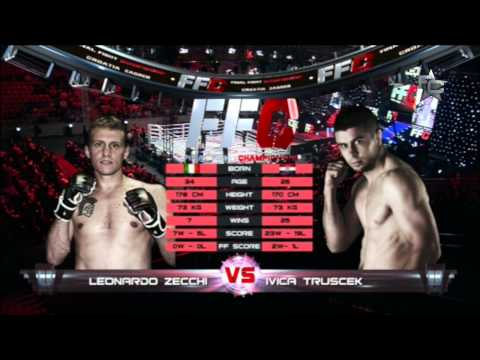 Devastating Head Kick MMA Knockout