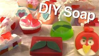 Make ♥ Soap His&Hers (Gift Ideas)