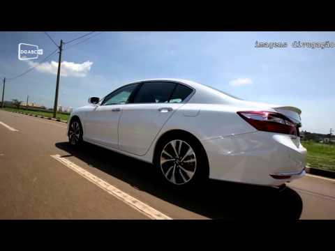 Confira no Auto Diário o Accord da Honda
