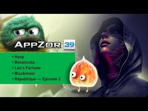 Appzor №39 [Обзор мобильных игр] - Нуар, Botanicula, Blackmoor, Machinarium...