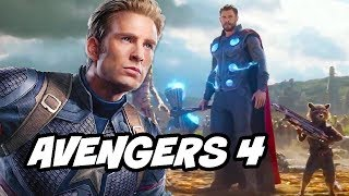 Avengers 4 Title and New Plot Synopsis Explained