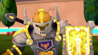 Heroes Wanted: Suit Up - LEGO NEXO KNIGHTS