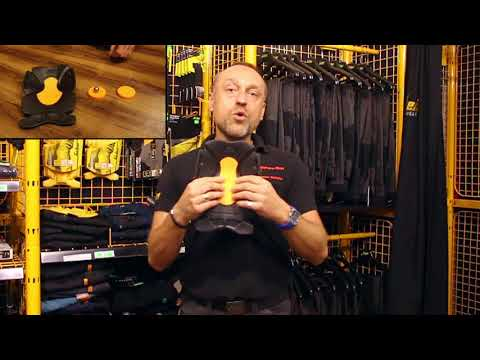 Snickers Workwear Kniepolster - Tipps