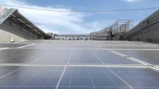 VÍDEO: Mineirão é o primeiro estádio com energia solar da Copa do Mundo