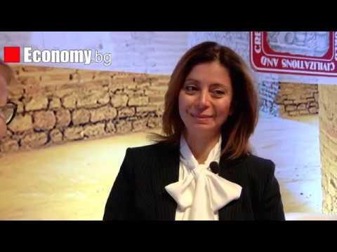 HRH Princess Dana Firas Interview with Economy.bg P2