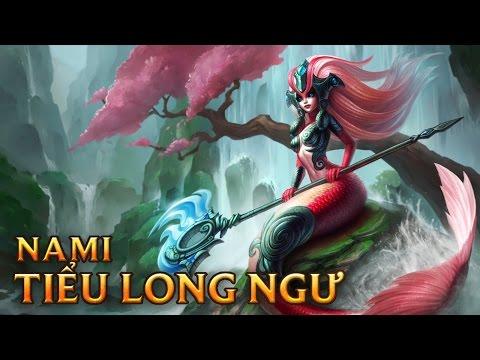 Nami Tiểu Long Ngư
