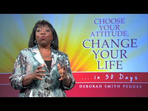 Choose Your Attitude: Choose Healthy Expectations