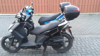 2. NEW Kymco Agility 16+ VS OLD Kymco Agility City (EU Version) [1080p]