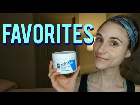 BODY MOISTURIZER FAVORITES |Dr Dray