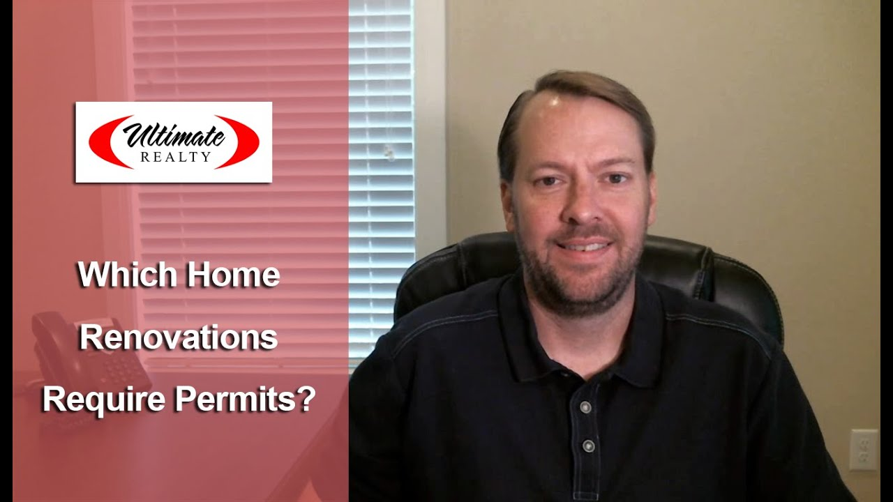 Which Home Improvement Projects Require Permits?