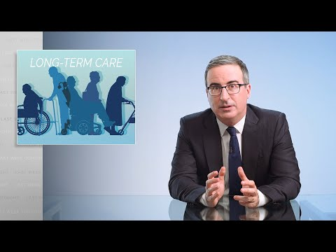 Long Term Care: Last Week Tonight with John Oliver (HBO)