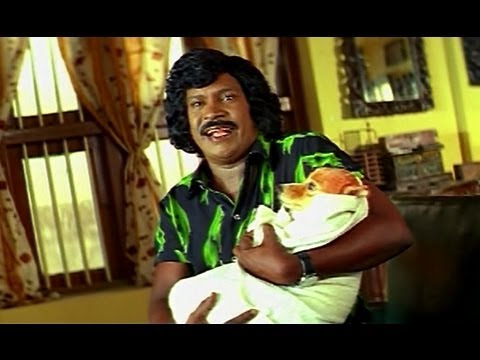 Vadivelu's tiff with a dog – Nagaram