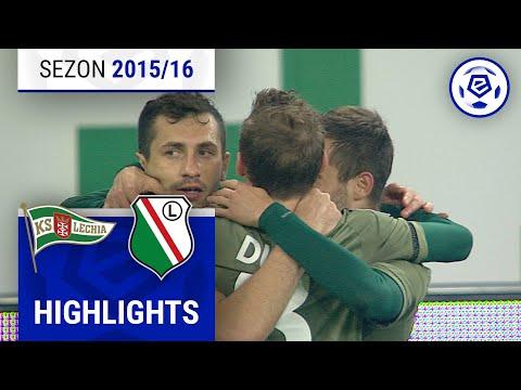 Download Video Lechia Gdańsk - Legia Warszawa 1:3 [skrót] Sezon 2015/16 Kolejka 14