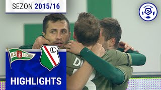 Video Lechia Gdańsk - Legia Warszawa 1:3 [skrót] sezon 2015/16 kolejka 14 MP3, 3GP, MP4, WEBM, AVI, FLV September 2018