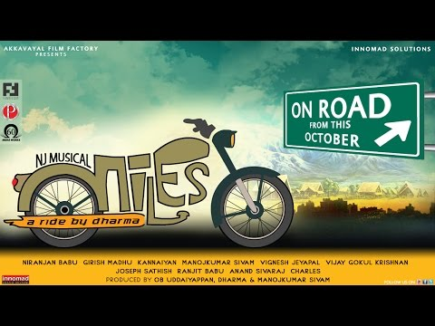 Miles - Tamil Short Film Teaser short film