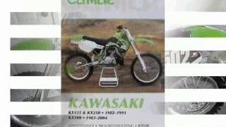 7. 2004 Kawasaki KX 500 Details & Features