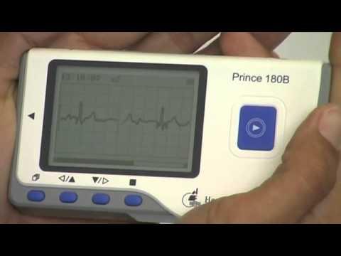 Easy Ecg Prince 180B + Software PC