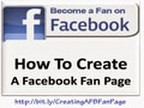Danna Cruzan ~ Social Media Marketing Tip ~ Facebook Fan Page Creation