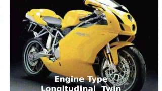 4. 2005 Ducati 749 S - Features