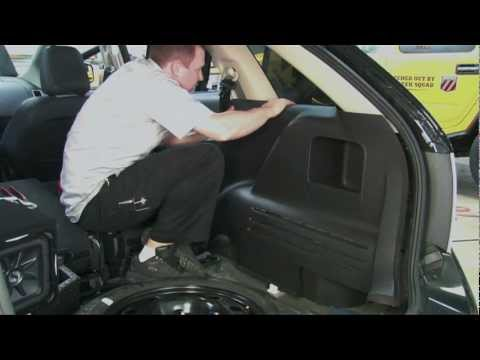 subwoofer - In this segment of Geek Squad Installs, Autotech Agent Alan will show you the tools, parts, and know-how needed to do a common teardown and install of a subw...