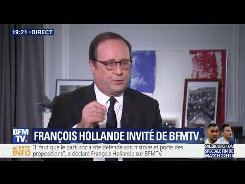 """""""L'accord sur le nucléaire iranien est intangible"""" martèle François Hollande"""