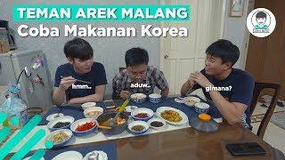 Video Reaksi AREMA coba Makanan Korea! (FEAT. SUNDUBU JJIGAE) MP3, 3GP, MP4, WEBM, AVI, FLV Februari 2019