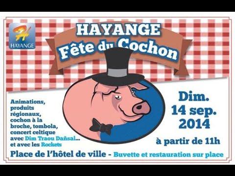 Hayange/Fete du cochon : « On n'a jamais été aussi populaire »