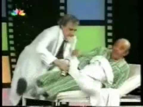 Ο Τσάκωνας στο χειρουργεiο