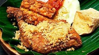 Resepi Ayam Penyet (Ori Medan)