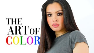 COLOR THEORIES EVERY GIRL NEEDS TO KNOW by Alexandras Girly Talk