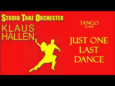 Tango – Just One Last Dance