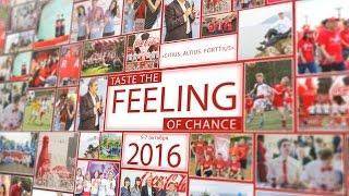 Coca-Cola Hellenic.  Taste the feeling chance
