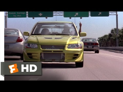 2 Fast 2 Furious (3/9) Movie CLIP - Audition Race (2003) HD (видео)