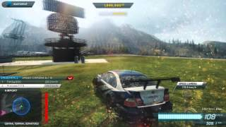A frantic NFS MW 2012 cop chase :) Sorry my driving isn't good, wasn't feeling great when I recorded it :P Funny moments: 9:47...