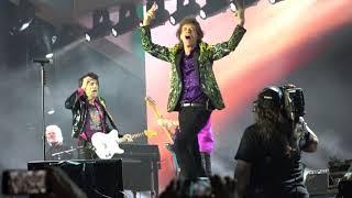 The Rolling Stones -  No Filter - Street Fighting Man -  Pasadena 8/22/19