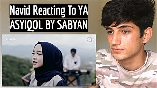 Video YA ASYIQOL BY SABYAN REACTION!! MP3, 3GP, MP4, WEBM, AVI, FLV September 2018