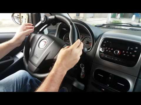 Idea 2014 adaptado com acelerador Eletrônico Ghost + freio manual + pomo de volante.