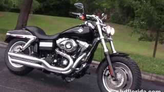 9. Used 2008 Harley Davidson Fat Bob Motorcycles for sale in Hudson FL