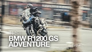 1. TEST | BMW R 1200 GS Adventure 2014