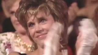 Marlee Matlin winning Best Actress
