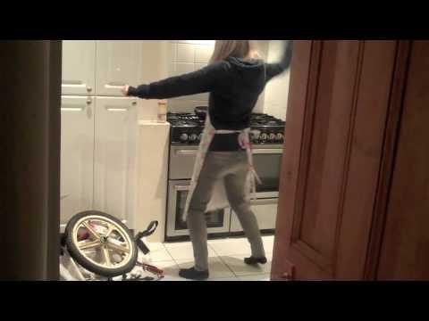 5 Alive crazy dance video uncut!