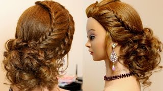 Top Videos Updo Hairstyles For Long Hair